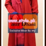 Laal Aur Dhani Winter 2012 Collection For Women 013