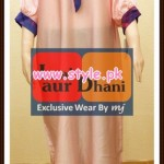 Laal aur Dhani Latest Winter Collection For Girls 2012 002