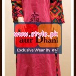 Laal aur Dhani Latest Winter Collection For Girls 2012 005