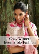Lakhany Winter Shawls Collection 2012-13 for Women