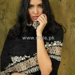 Lakhany Winter Shawls Collection 2012-13 for Women 004