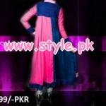 Latest Clothes Line Winter Dresses 2012 For Women 007