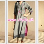 Latest Engrave Party Wear Collection 2013 For Winter 002