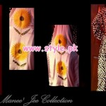 Latest Manne Jee Winter Casual Dresses 2013 001