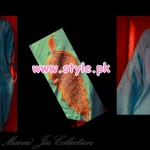 Latest Manne Jee Winter Casual Dresses 2013 002