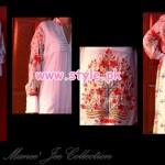 Latest Manne Jee Winter Dresses 2013 For Girls 005