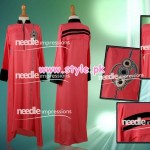 Latest Needle Impressions Party Dresses 2012 For Winter 007
