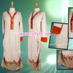 Latest Needle Impressions Winter Arrivals 2013 For Women 014