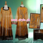 Latest Needle Impressions Winter Collection 2012-13 For Women 010