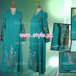 Latest Needle Impressions Party Dresses 2013 For Women