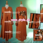 Latest Needle Impressions Winter Collection For Women 2012 008