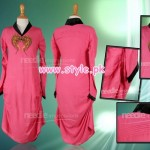 Latest Needle Impressions Winter Party Dresses 2012 011