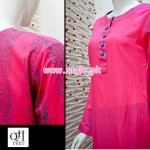 Latest QnH Winter Casual Dresses 2013 For Women 002