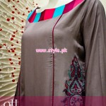 Latest QnH Winter Casual Dresses 2013 For Women 004