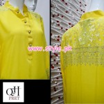 Latest QnH Winter Collection For Girls 2013 005