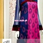 Latest QnH Winter Collection For Girls 2013 006