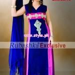 Latest Rubashka Fashion Winter 2012 Party Wear 001