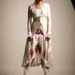 Latest Shamaeel Ansari Party Dresses 2013 For Winter 002