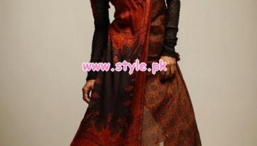 Latest Shamaeel Ansari Winter Collection For Women 2012-13 004