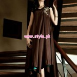 Latest Yasmin Zaman Winter Party Dresses 2012-13 007