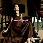 Latest Yasmin Zaman Winter Party Dresses 2012-13 008