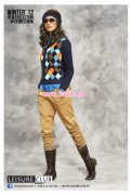 Leisure Club Latest Winter Collection For Men & Women 2013 013