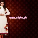 Lingofil Latest Party Dresses 2012 For Women 004