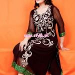 Lingofil Latest Party Dresses 2012 For Women 007