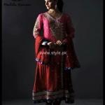 Madiha Noman Winter 2012-13 Dresses for Women 002