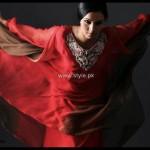 Madiha Noman Winter 2012-13 Dresses for Women 005