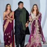 Obaid Sheikh Formal Wear Collection 2013 At PFW3, London 001