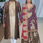 Obaid Sheikh Formal Wear Collection 2013 At PFW3, London 0011