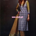 Orient Textiles Latest Linen Collection 2013 For Winter 004