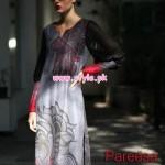 Pareesa Latest Winter Casual Dresses 2013 001