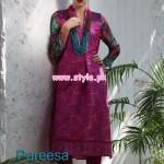 Pareesa Latest Winter Casual Dresses 2013 003