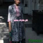 Pareesa Latest Winter Casual Dresses 2013 004