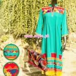 Reemah Beyg Latest Winter Casual Dresses 2013 004