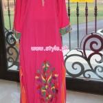 Reemah Beyg Latest Winter Casual Dresses 2013 007
