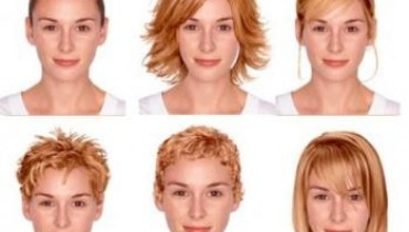 Right Hairstyle For Your Face Shape 001
