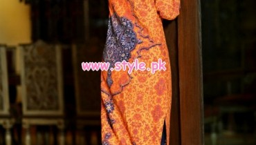 Sana Salman Latest Winter Collection 2012 For Women 010