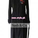 Sash & Co. Casual Dresses 2013 For Winter 001