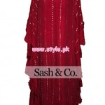 Sash & Co. Casual Dresses 2013 For Winter 003