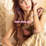 Sehrish Latest Wedding Wear Dresses For Women 2013 006
