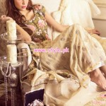 Sehrish Latest Wedding Wear Dresses For Women 2013 007