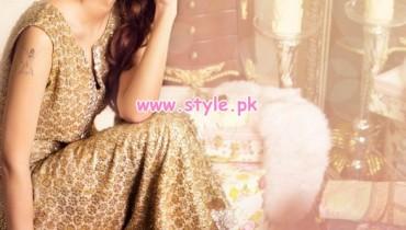 Sehrish Latest Wedding Wear Dresses For Women 2013 010