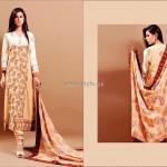 Shaista Winter Fabrics 2012-13 Collection New Designs 001