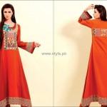 Shaista Winter Fabrics 2012-13 Collection New Designs 002