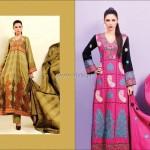 Shaista Winter Fabrics 2012-13 Collection New Designs 003