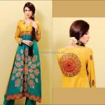 Shaista Winter Fabrics 2012-13 Collection New Designs 005