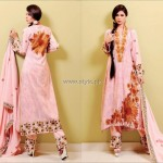 Shaista Winter Fabrics 2012-13 Collection New Designs 008